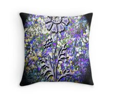 Dreaming of Faberge Eggs Throw Pillow