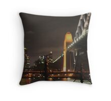 Milsons Point Sydney Harbour Throw Pillow