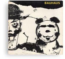 Bauhaus - Mask Canvas Print