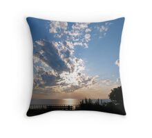 Filtered Sunlight Throw Pillow