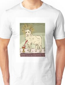 Adoration of the Mystic Lamb Unisex T-Shirt