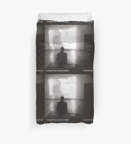 John Foxx - A Secret Life Duvet Cover