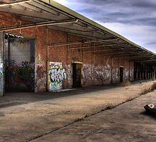 Ruined Building by Colin  Ewington