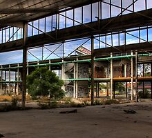 Old Building by Colin  Ewington
