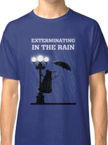 MusiKill in the Rain Classic T-Shirt