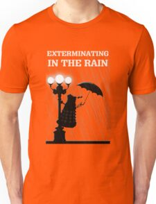 MusiKill in the Rain Unisex T-Shirt