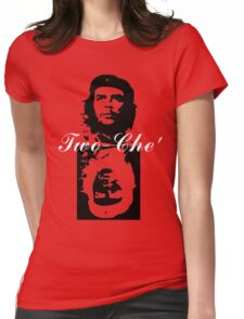Two-Che' Womens Fitted T-Shirt