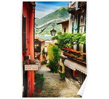 Bellagio Street Poster