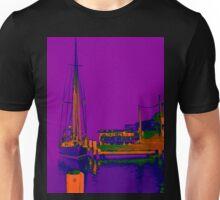 Docked At Woy Woy Unisex T-Shirt
