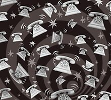 Telephones by Sydney Eller