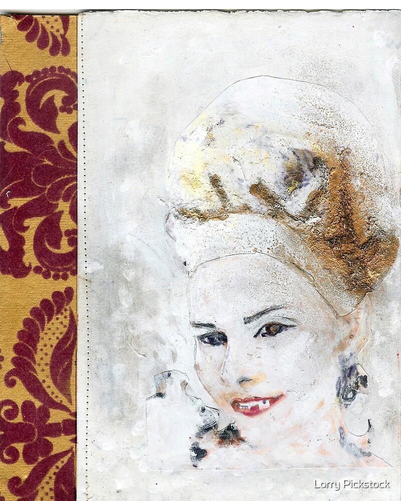 Marie Antoinette interpretation, artisti book by Lorry666