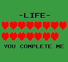Life You Complete Me by choustore