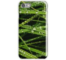 Drops of water convention iPhone Case/Skin