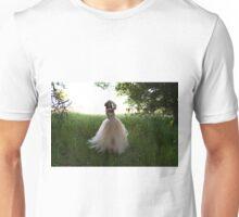 Cinderella in the Springtime Unisex T-Shirt