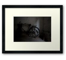Beijing Bicycle Framed Print