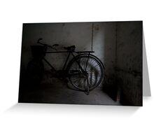 Beijing Bicycle Greeting Card