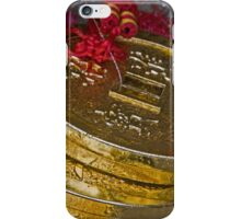 Lucky Chinese Coins iPhone Case/Skin