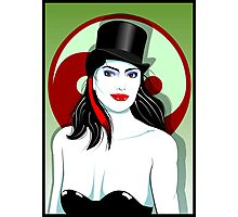 Top Hat Photographic Print