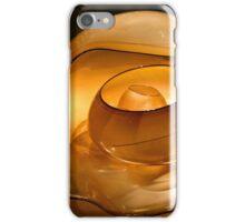 Molten Gold Baskets iPhone Case/Skin