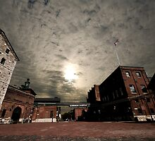 The Distillery District  by jrdesign