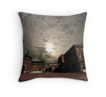 The Distillery District  Throw Pillow
