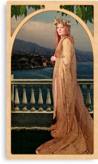 L'Imperatrice by John Edwards