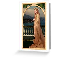 L'Imperatrice Greeting Card