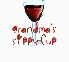 Grandmas Sippy Cup Unisex T-Shirt