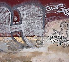 graffiti 1 by dominiquelandau