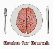 iZombie - Brains for Brunch by KimTaekYong