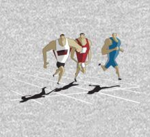 RUNNERS by Grigoris Kalivas