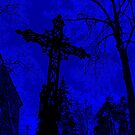 Graveyard Blues by Alan Hogan