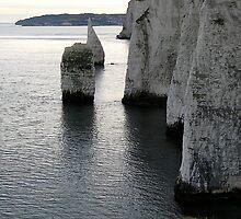 Sharp end of the rock by lovebitten