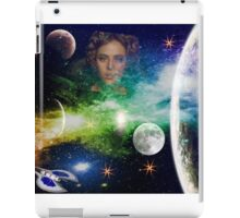 The Princess Iruan From The Movie Dune iPad Case/Skin