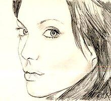 Angelina Jolie by Aristotle
