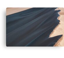 Painted Dune Canvas Print