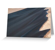 Painted Dune Greeting Card
