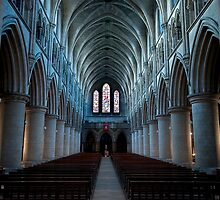 St Johns Cathedral by Fraser Ross