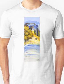 The traveller Unisex T-Shirt
