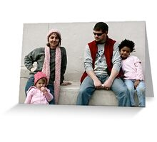American Family Greeting Card