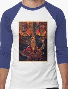 Nerevarine Vs Tribunal Men's Baseball ¾ T-Shirt