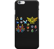 Zelda Overload  iPhone Case/Skin