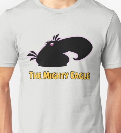 Angry Birds Mighty eagle Unisex T-Shirt
