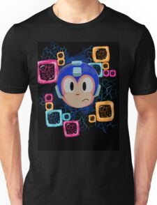 Jumpin' Gemini, Mega Man! Unisex T-Shirt