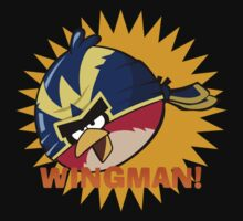 Angry Birds Wingman by Stindere