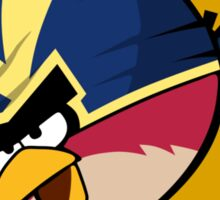 Angry Birds Wingman Sticker