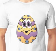 Easter Egg Cartoon Unisex T-Shirt