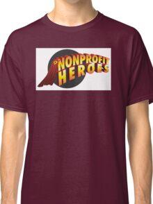 nonprofit heroes Classic T-Shirt