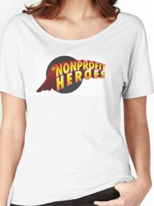 nonprofit heroes Women's Relaxed Fit T-Shirt