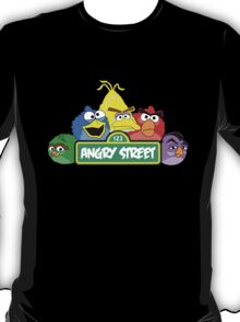Angry Birds Parody T-Shirt
